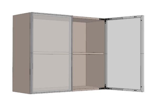 Marcos de aluminio para puertas