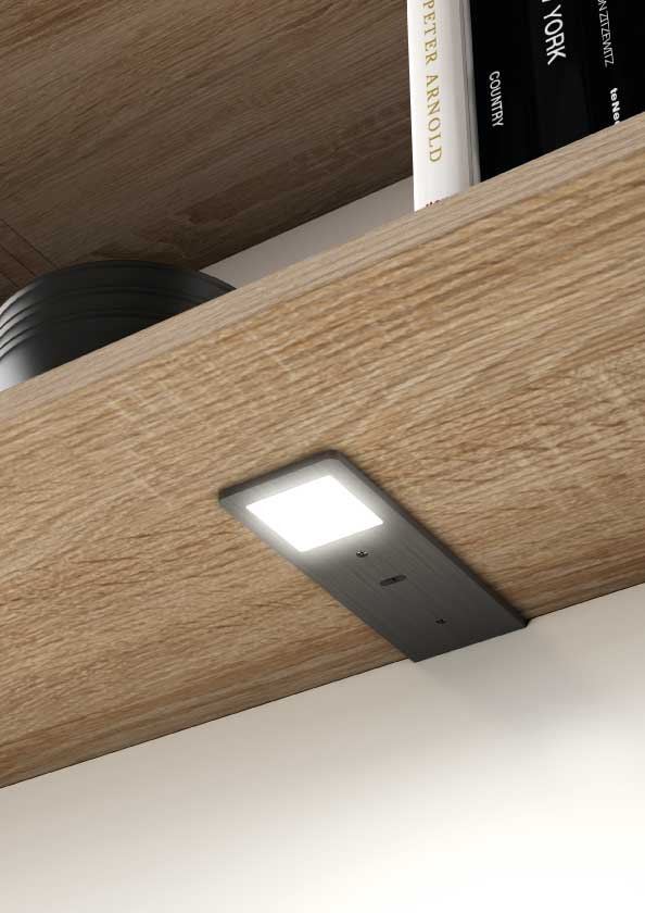 Lámpara LED para muebles